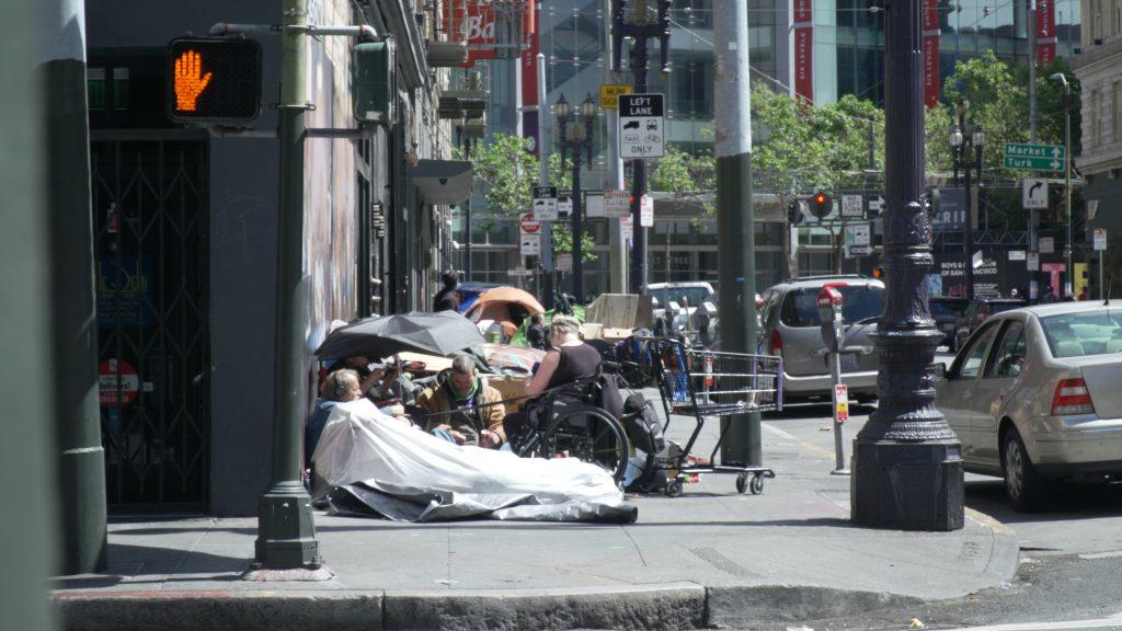 San Francisco Homeless Documentary
