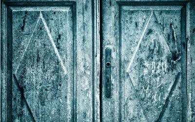 Creepy Movie Doors No One Should  Open